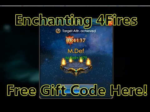 Legacy Of Discord- Basic Enchanting! ep04. FREE GIFT CODE 2017 ...
