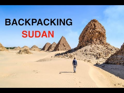 Backpacking Sudan