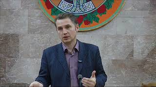 Олег Ремез Дары Духа Святого 16 урок (Аудио) Дар языки 1