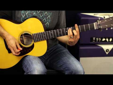 Jack Johnson - I Got You - Acoustic Guitar Lesson - How To Play - EASY