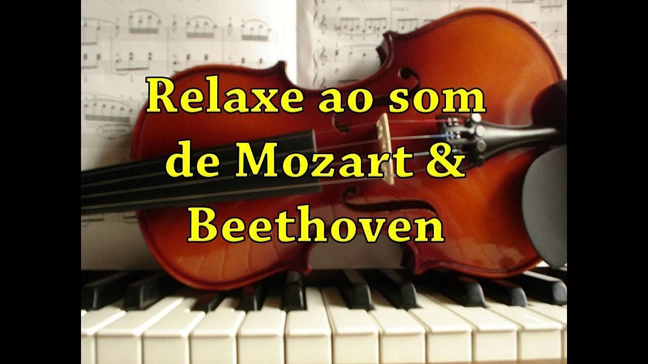 M sica classica para relaxar e dormir beethoven mozart for Musica classica