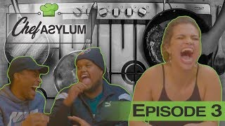 CHUNKZ, FILLY OR NUSH, WHO WINS? | CHEFASYLUM | EPISODE 3