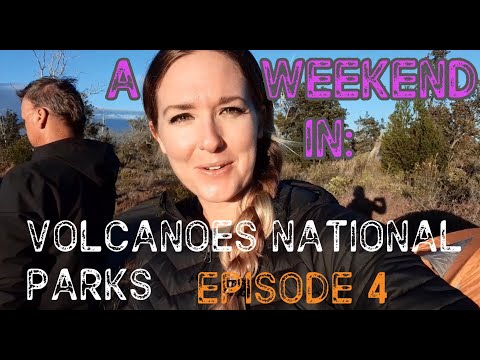 Volcanoes National Park - Things to do on Big Island, Episode 4 | Ali'i Adventures