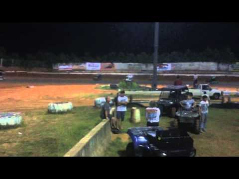 Weldon Buford at Gator Motorplex 8-8-2015