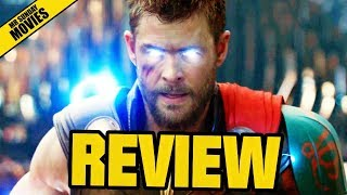 Review - THOR: RAGNAROK (uhh, it