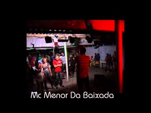 MC MENOR DA BAIXADA MANDO AO VIVO MUSICA DO MC LON INSESATO DESTINO