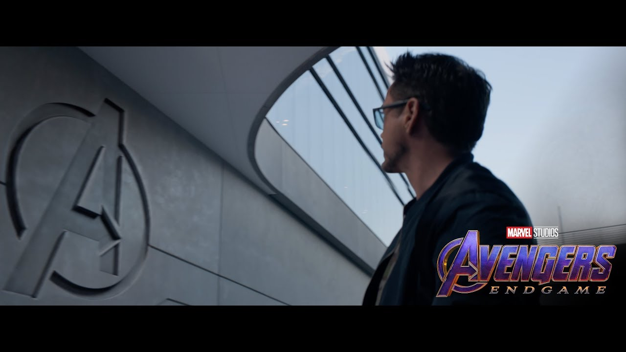 "Marvel Studios' Avengers: Endgame | ""To the End"""