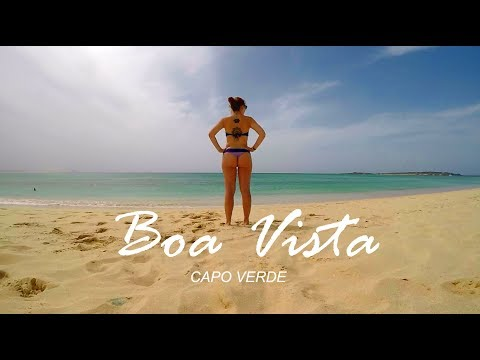 Boa Vista Island | Cape Verde Travel | GoPro Hero 5 Trip | Riu Karamboa