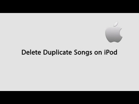 how to delete duplicate songs on iphone delete duplicate songs on ipod iphone easily 19973