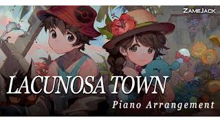 Lacunosa Town | Piano Arrangement - Pokémon Black & White