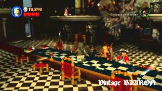 Let's Play Lego Pirates Of The Caribbean: Chapter 1 - London Town (1/3)