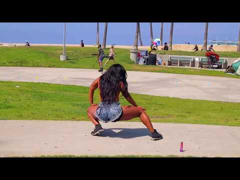 Wizkid - African Bad Gyal ft Chris brown - dance compilation