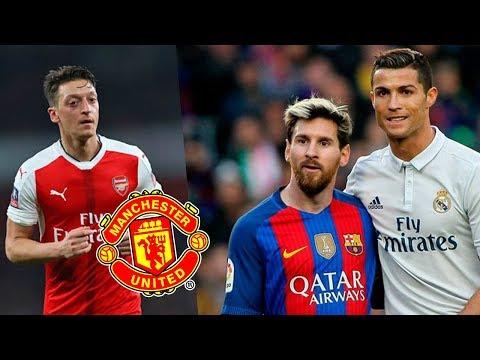 Bản tin BongDa ngày   20.10   MU sắp có Özil, Ronaldo lại vượt mặt Messi