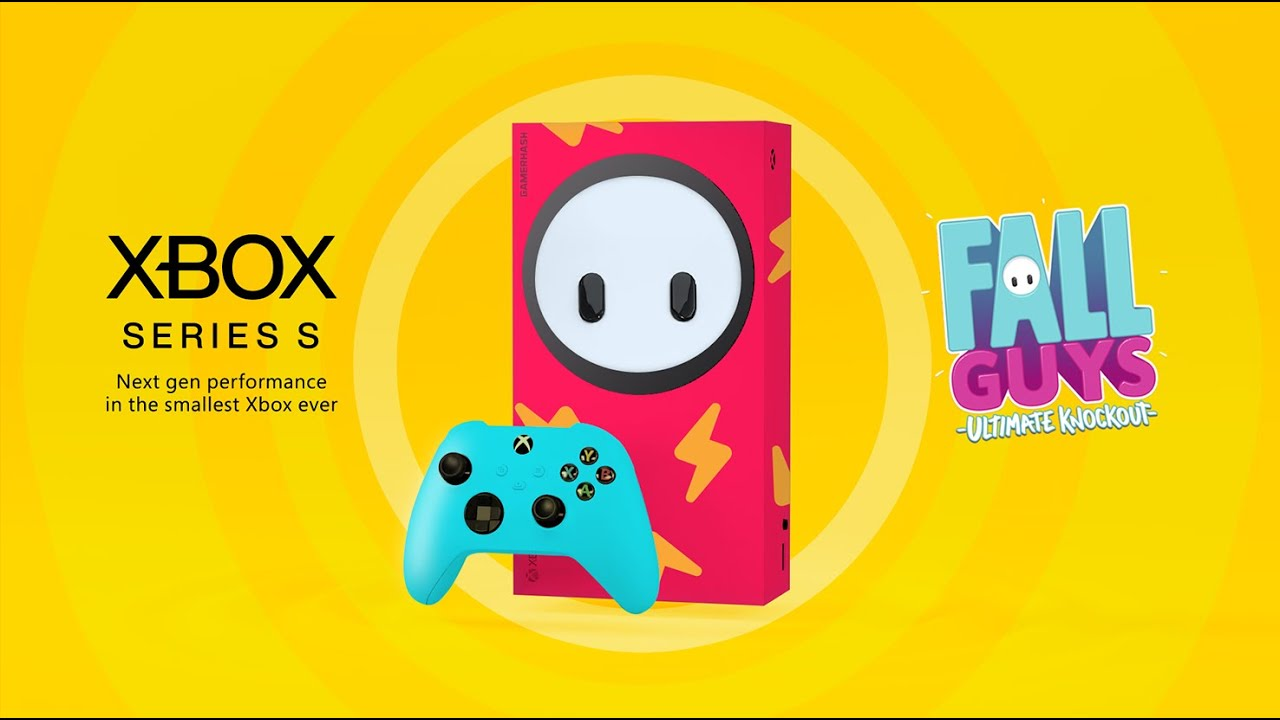 Fall Guys On Xbox Consoles Release Date Set For Summer 2021
