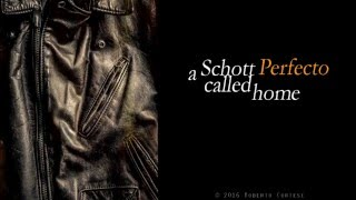 A Schott Perfecto called Home