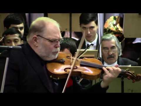 Béla Bartók -- Viola Concerto -  BB128 (posthumous work), Tibor Serly (1945)
