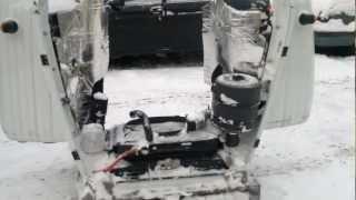 Оперение ГАЗ 33081 ''Садко'' в сборе под дв. ММЗ Д245