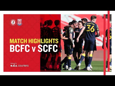 Bristol City Stoke Goals And Highlights