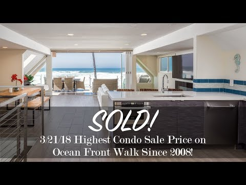 Ocean Front Mission Beach Condo Pulls Highest Sale Price Since 2008