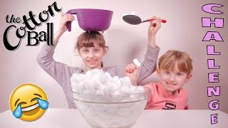 CHALLENGE • COTTON BALL CHALLENGE ! C'est coton comme challenge ! :) - Studio Bubble Tea