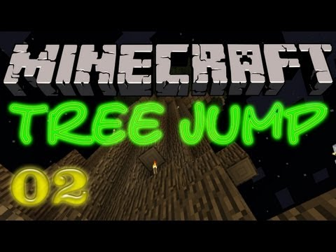 Let's Play Minecraft Adventure-Maps [Deutsch] [HD] - Tree Jump #2