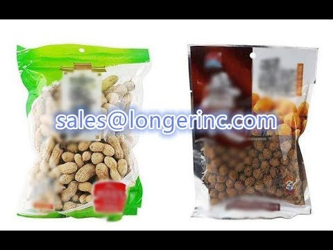Peanuts Weighing Packaging Machine|Granules Powder Filling Packing Equipment WhatsApp +8618537181190
