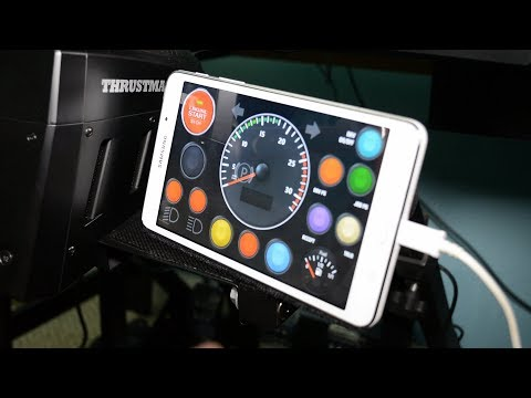 Dashboard for Truck Simulator at AppGhost com