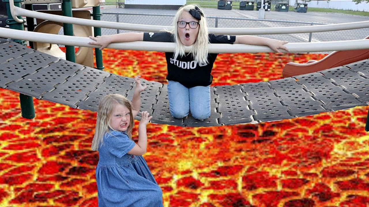 Download Lava Monster at a Park! No Boys Allowed
