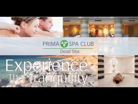 Hotel Prima Spa Club  Dead Sea