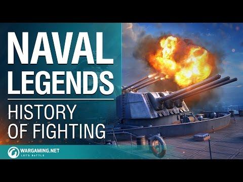 Naval Legends Presentation