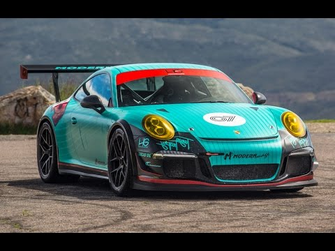 HG Performance Porsche Cup Body Swap 991 GT3 One Take