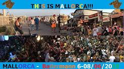 MALLORCA -  Ballermann 6, Die Bierstraße, 08/Juni/2019