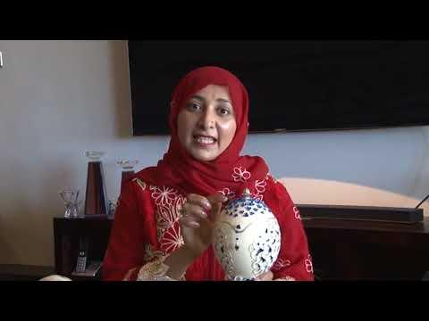 Farha Sayeed featured on Seychelles Broadcasting Corporation