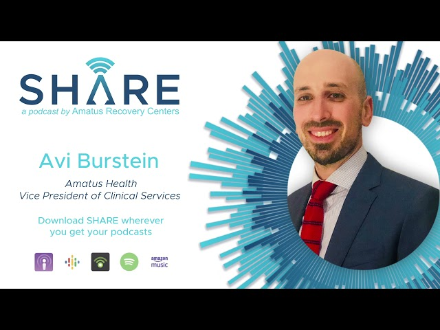 EPISODE 2 - Addiction, the Brain, and Dealing with the Pandemic with Avi Burstein