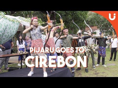 Belajar Memanah Bersama Sultan Cirebon - VLOG Pijaru Goes To Cirebon