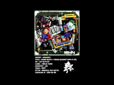 (((IEMN))) Coldcut - More Beats + Pieces - Ninja Tune 1997 - Breaks, Cut Up/DJ