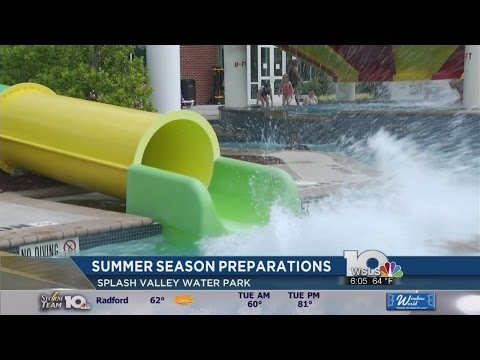 Roanoke County's Splash Valley prepares for busy summer