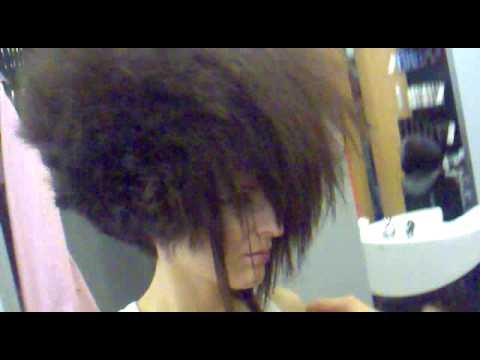 Extreme MakeOver Cynthia - Hairdresser Juan Cobos Valencia