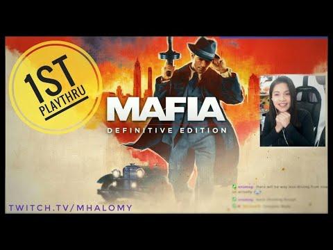 Mafia: Definitive Edition Part 2 - i wanna be a real Mhafia |