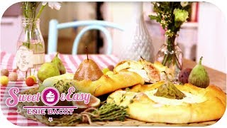 pikanter Käsekuchen | Sweet & Easy - Enie backt | sixx