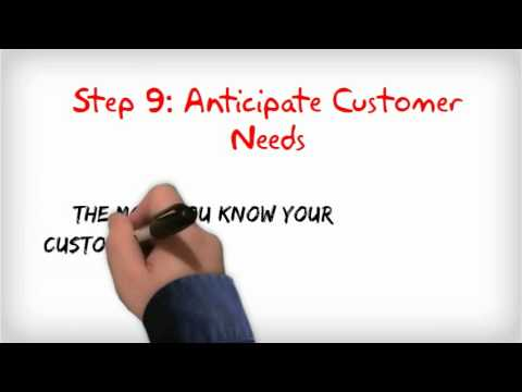 wine article 15 STEPS TO GREAT CUSTOMER SERVICE