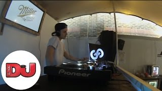 Metrik live set from GlobalGathering Courtyard Sessions