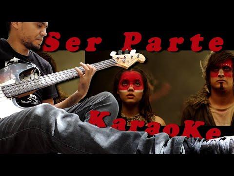 Ser Parte – Siddhartha (KARAOKE /Cover one band man)