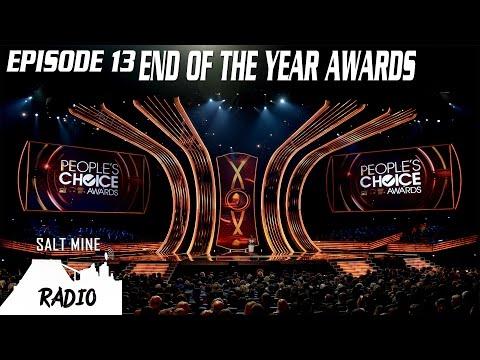 Salt Mine Radio Podcast - 13 End Of The Year Awards