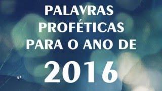 MAM- PALAVRAS PROFÉTICAS PARA O MAM 2016