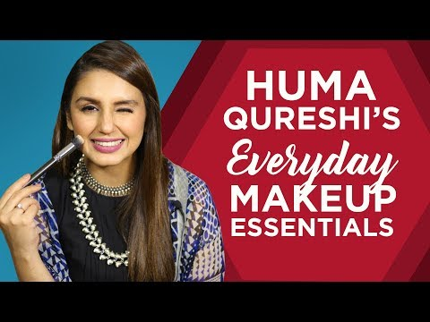 Huma Qureshi: What's in my makeup bag |...