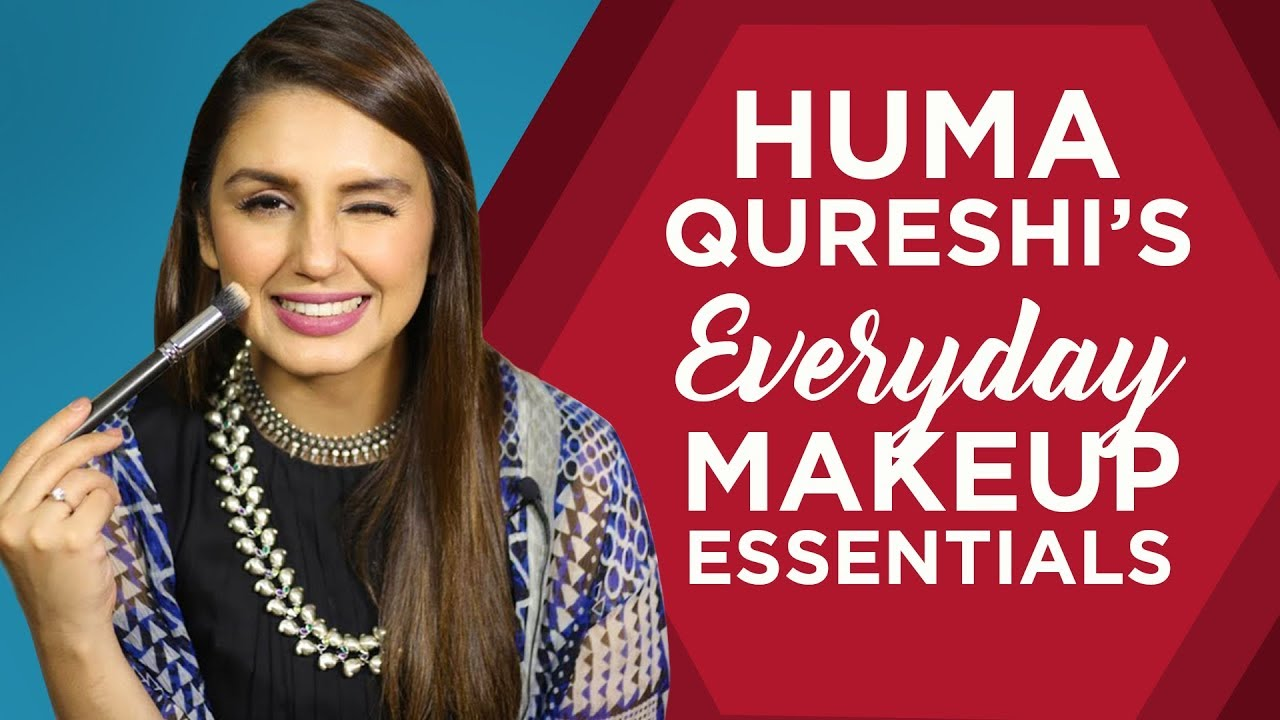 Huma Qureshi: What's in my makeup bag | S01E02 | Bollywood | Fashion | Pinkvilla