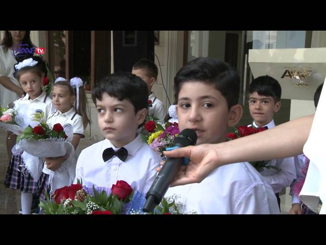 Zirvə Liseyində 15 Sentyabr Bilik Gununnə Həsr Olunan Tədbir Youtube