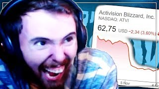 Asmongold Buys Blizzard Entertainment and Deletes LFR 👏😎 (Best of Asmongold Ep. 114)
