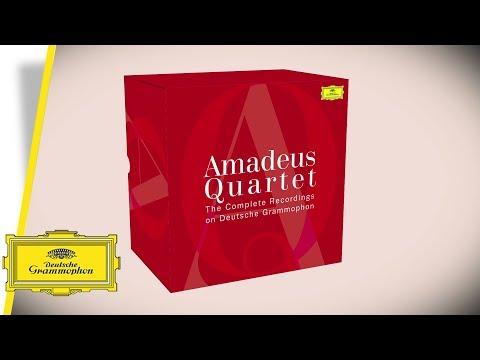 Amadeus Quartet  - Complete DG Recordings (Trailer)